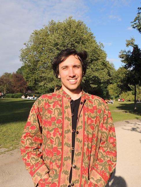 Joseph Pentangelo, Doctoral Candidate in Linguistics
